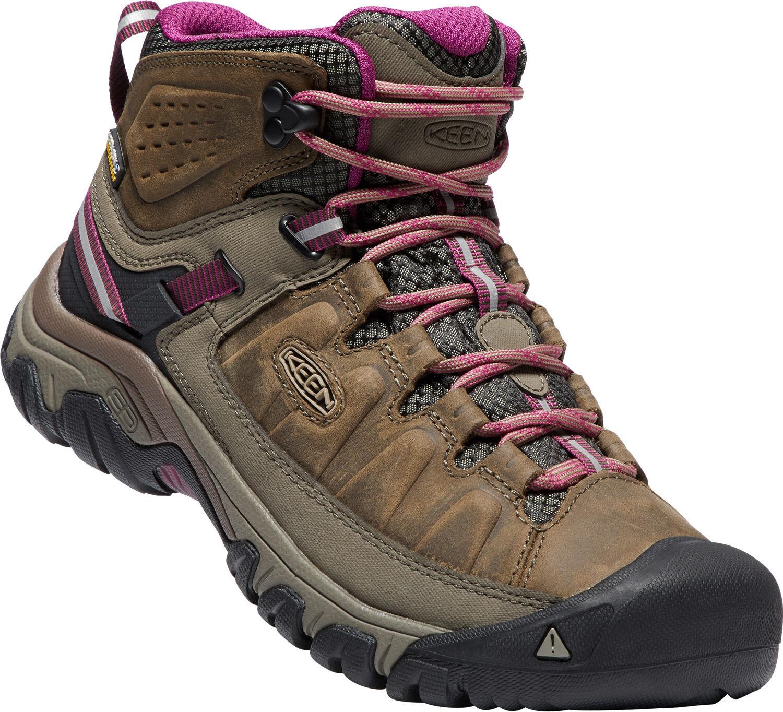Keen Targhee III Mid WP Naiset kengät  d1dda854b2
